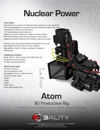 tom 3D Production Rig