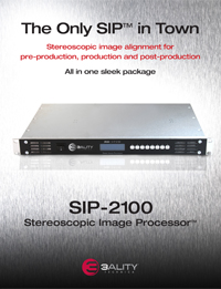 SIP (Stereoscopic Image Processor™ - 2100