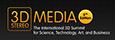 3D Stereo Media